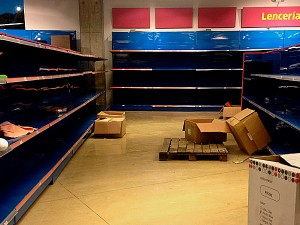 Pro golod i produktovyi krizis